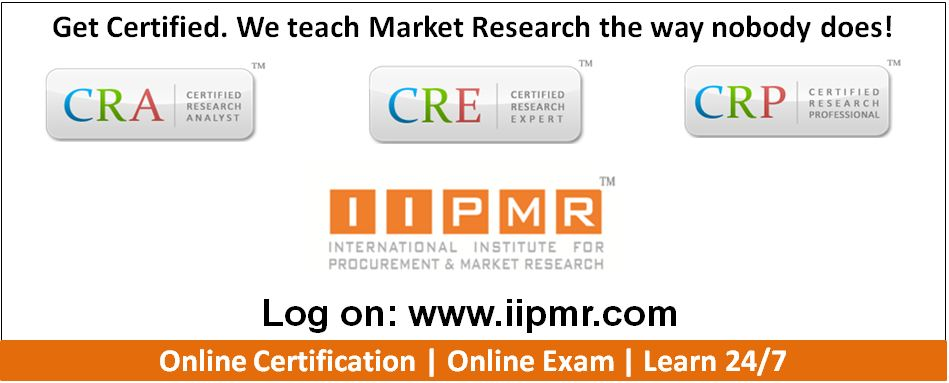 Market Research Certification