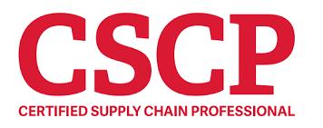 APICS CSCP Certification