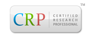 Certified Research Professional (CRP)
